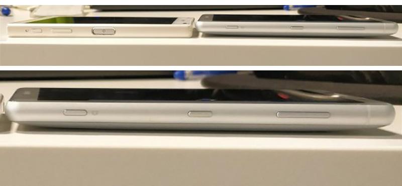 Sony Xperia XZ2 Compact MWC