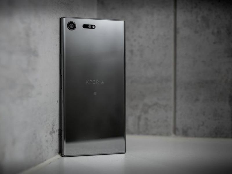 Sony Xperia XZ Premium Android