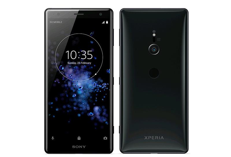 Sony Xperia XZ2 Android Oreo MWC 2018