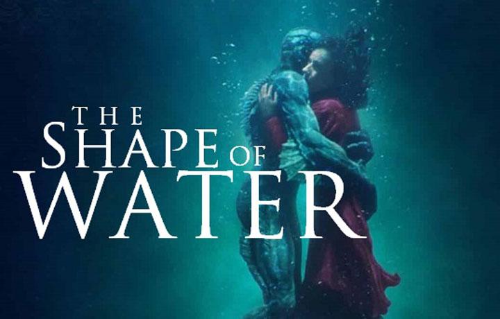 Forma de Água Amor Filme