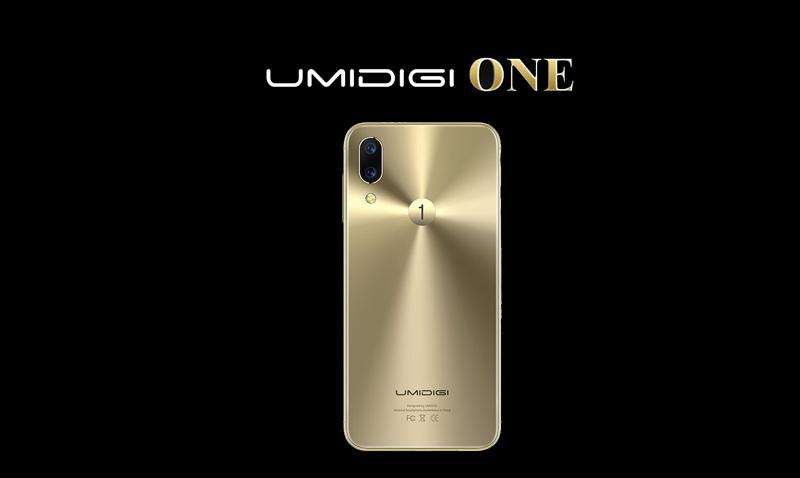 Umidigi One: O próximo Android idêntico ao Apple iPhone X