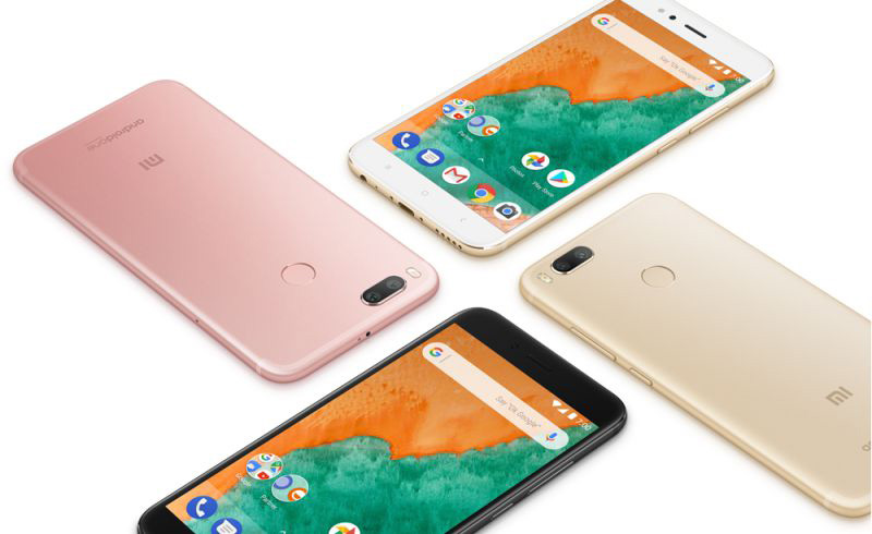 Android One da Google smartphones Kernel Android Oreo oficialmente Portugal Xiaomi Mi A1 Android One Google Mobile World Congress