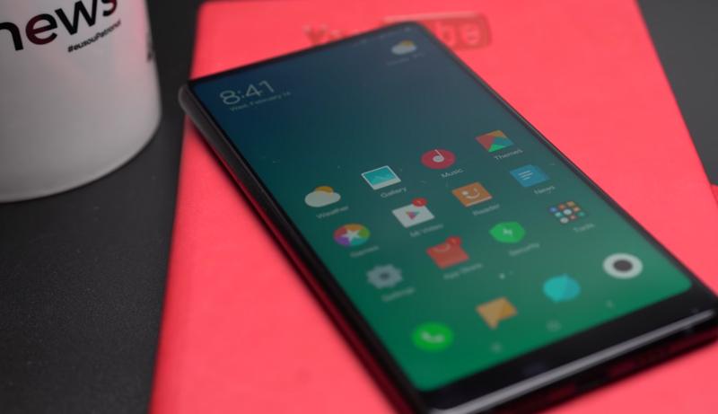 Xiaomi Mi Mix 2S: Já sabemos as especificações do próximo smartphone