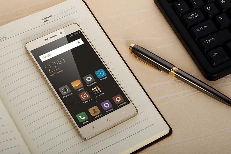 Xiaomi Redmi 3s Prime Android MIUI 9