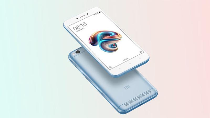 Xiaomi Redmi 5A smartphone Android 1