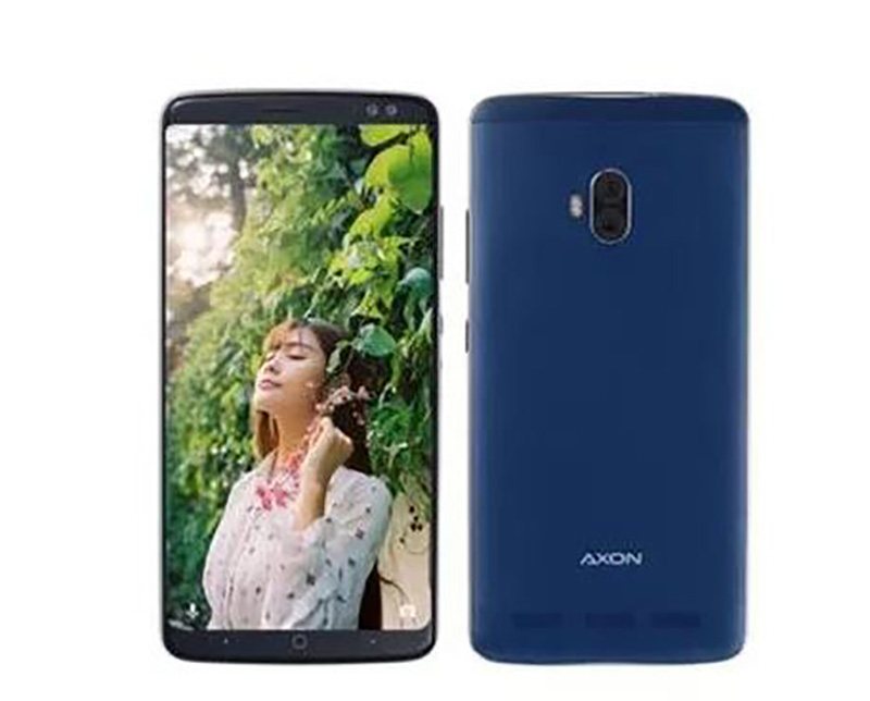 ZTE Axon 9 smartphone Android Oreo 1