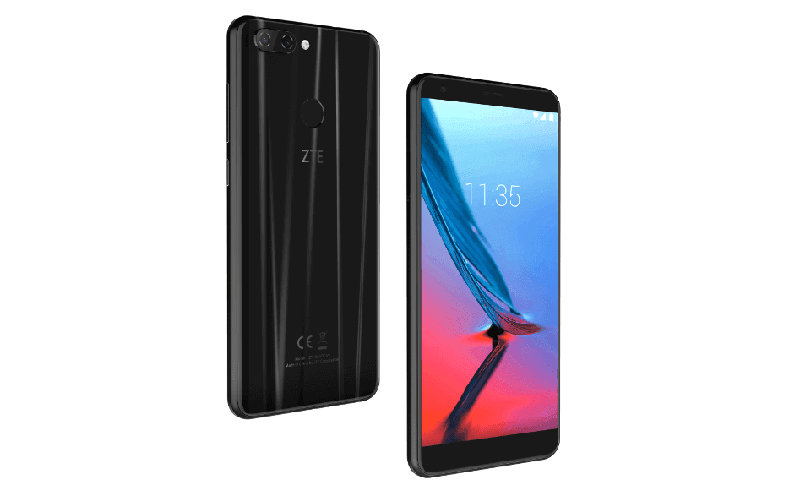 ZTE Blade V9 MWC 2018 Android smartphone Android Oreo