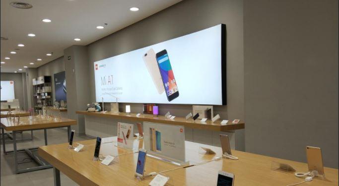 Xiaomi Polónia loja oficial Mi Store