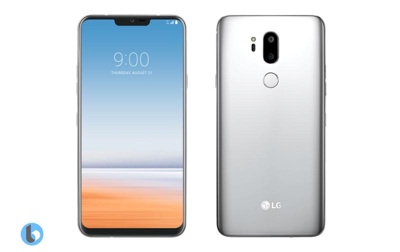 LG G7 ThinQ é mostrado pela primeira vez em imagens reais