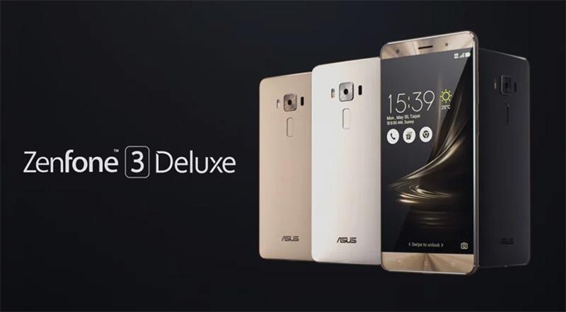 ASUS ZenFone 3 Deluxe Android Oreo