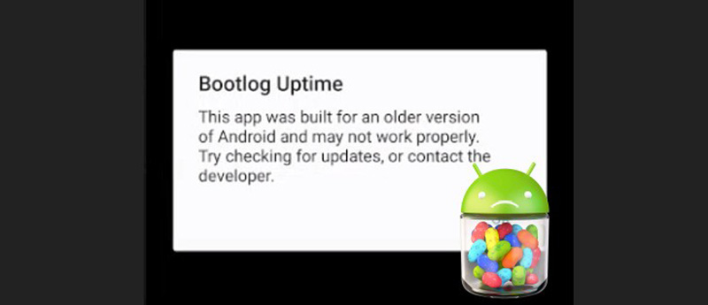 Android P Android Jelly Bean 1