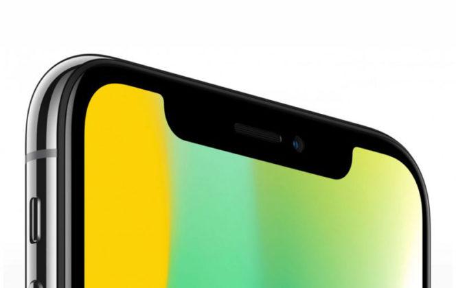 Xiaomi Mi 7 Face ID Apple iPhone X monocelha