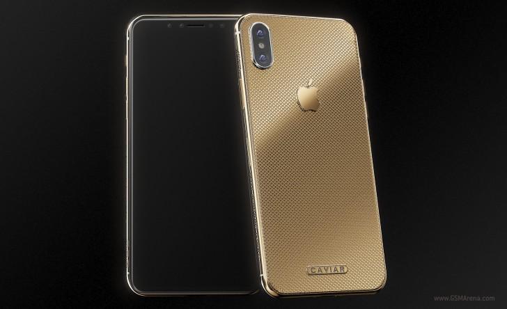 Apple: Já podes ter um iPhone X em dourado por