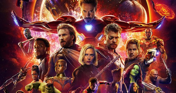 Marvel OnePlus 6 Avengers End Game Infinity War Marvel