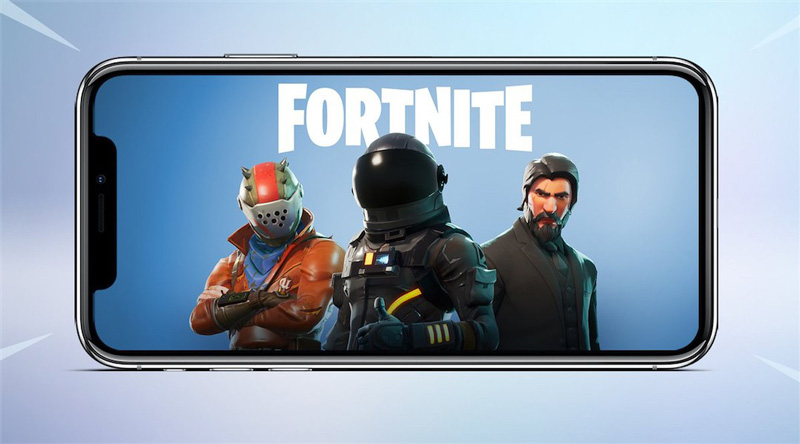 Fortnite iOS Windows