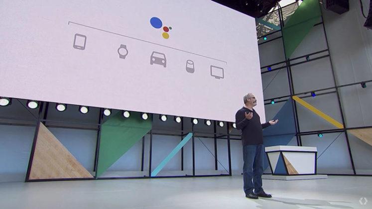 Google Assistant Terceiros