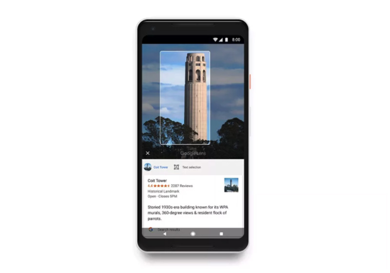 Google Fotos Android Google Lens