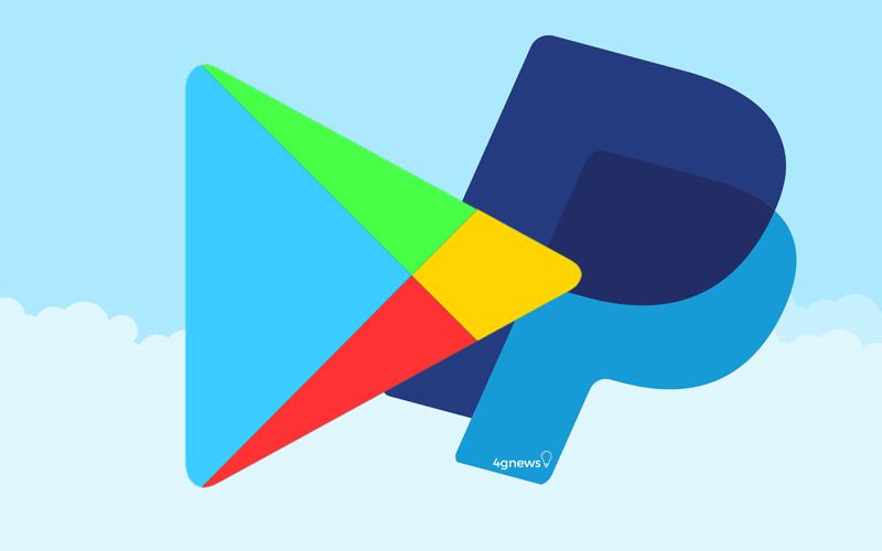 Google Play Store: Configura o PayPal para pagamento de apps Android