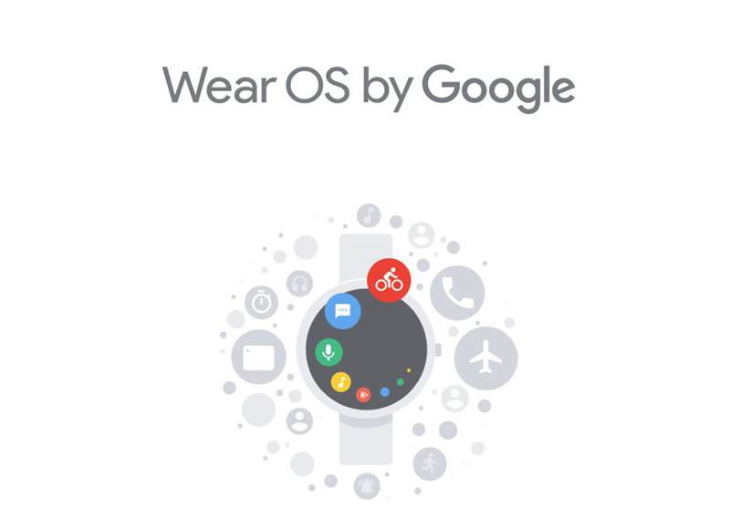 Google Wear OS Android Wear 1