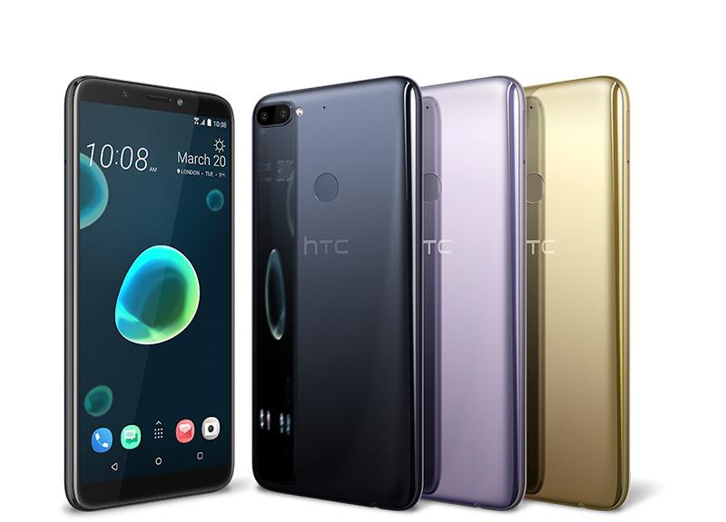 HTC Desire 12 Plus Android