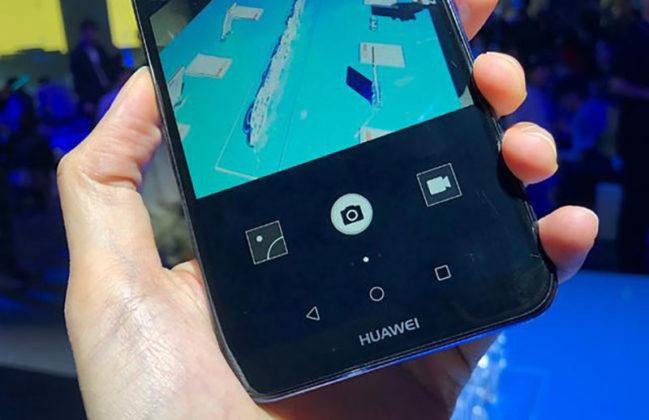 Huawei Enjoy 8 Android Oreo 5