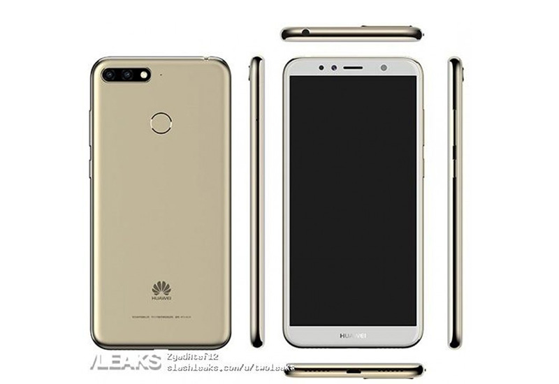 Huawei Enjoy 8e Android smartphone