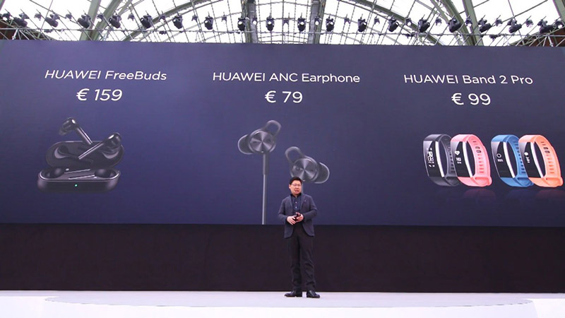 Huawei FreeBuds Apple AirPods da Apple