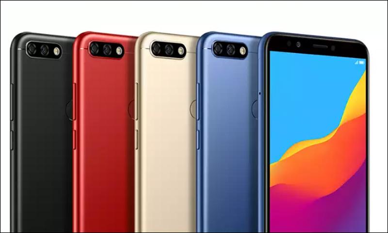 Huawei Honor 7C Android Oreo