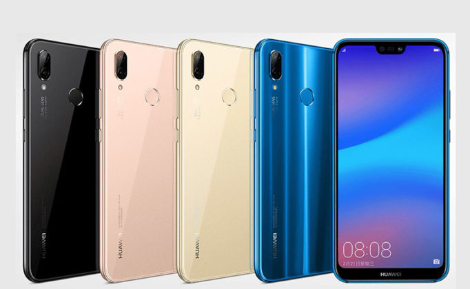 Huawei Nova 3e Huawei P20 Lite Android