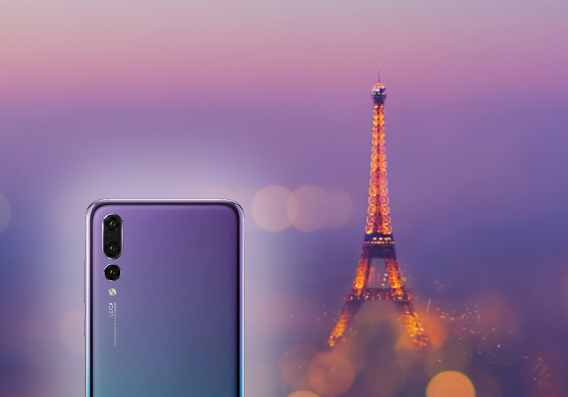 Huawei P20 Android Oreo wallpapers
