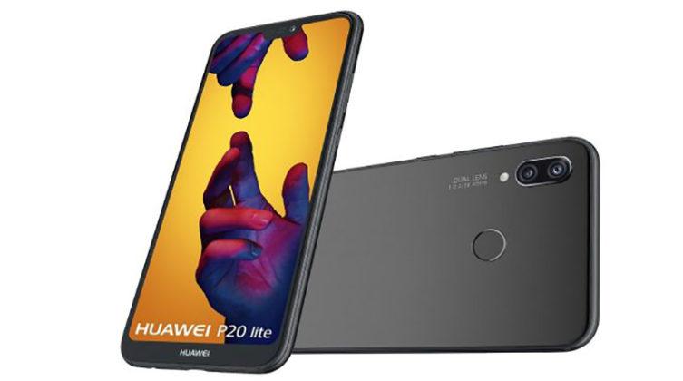 Huawei P20 Lite Android Oreo 1