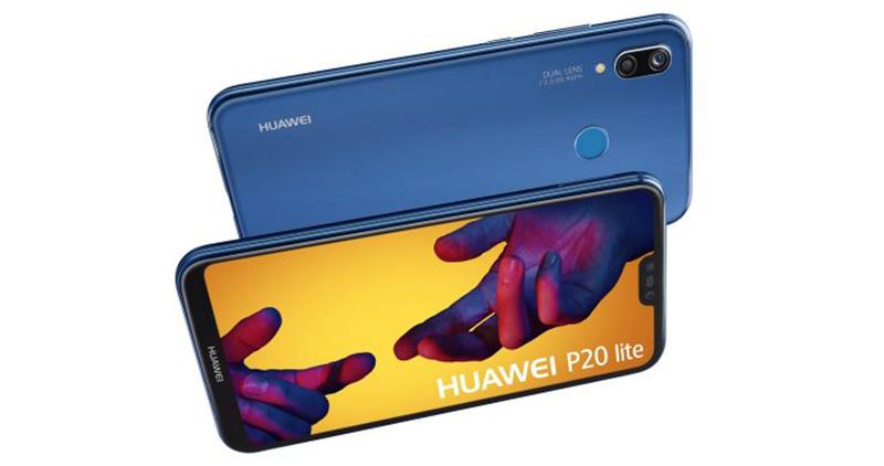 Huawei P20 Lite Android Oreo 2