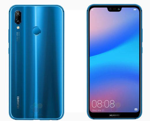 Huawei P20 Lite Huawei Nova 3e 2 Huawei P20 Lite preço Android 1