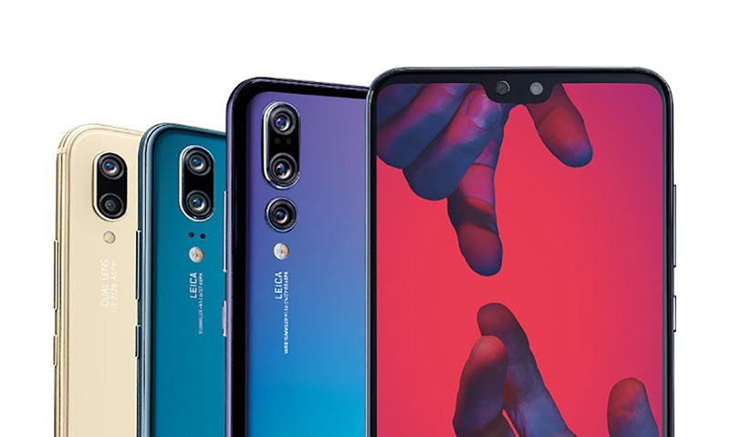 Huawei P20 Pro Android Oreo