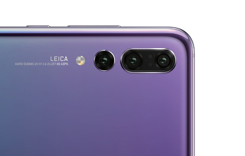 Samsung Galaxy S9 Huawei P20 Pro Android Leica