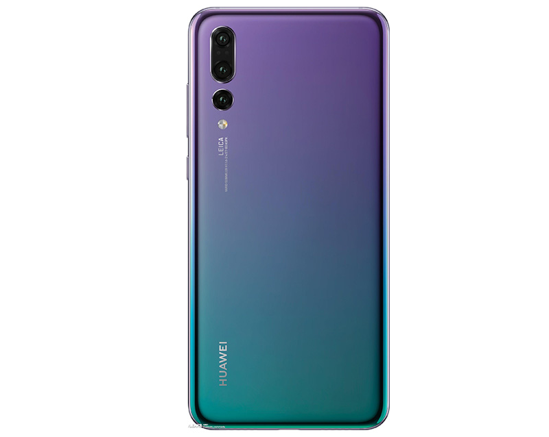 Huawei P20 Pro Psicadélico 1 smartphones Android