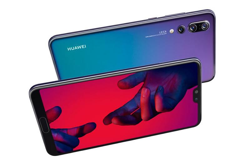 Huawei P20 Pro Twilight câmara tripla