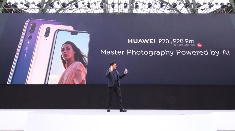Huawei Mate 10 Pro Huawei P20 Pro câmara tripla
