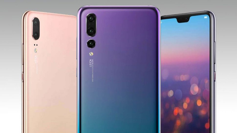 Huawei P20 câmara Android DSLR