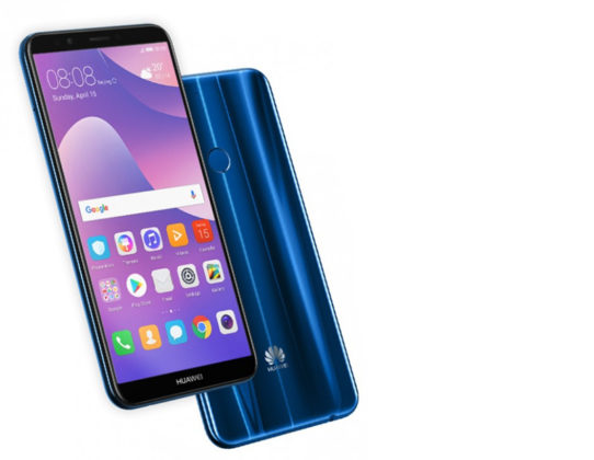 Huawei Y7 Prime 2018 Android Oreo 4