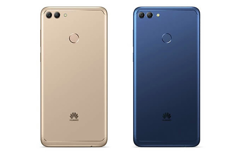 Huawei Y9 2018 smartphone Android Oreo