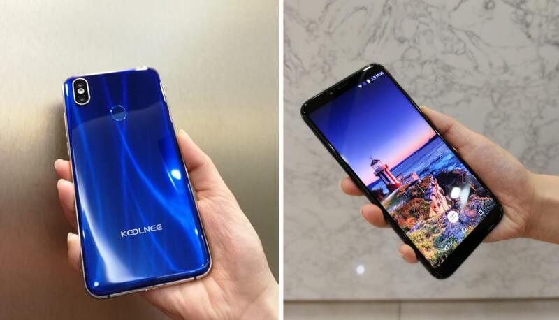 Android. Assim será o próximo smartphone da Koolnee