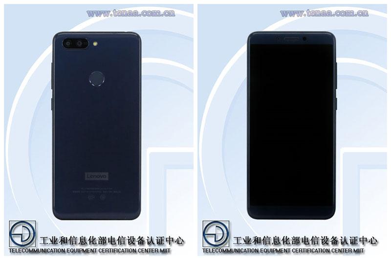 Lenovo K350t smartphone Android TENAA