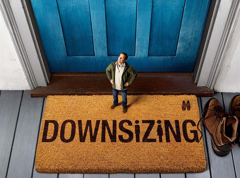 Pequena Grande Vida Matt Damon Downsizing