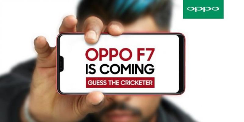 OPPO F7 smartphone Selfie Expert Android Oreo