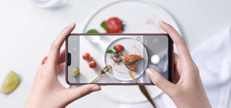 OnePlus Huawei EUA OPPO F7 smartphone Android Oreo