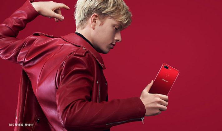 Huawei OnePlus EUA OPPO R15 OnePlus 6 smartphone Android