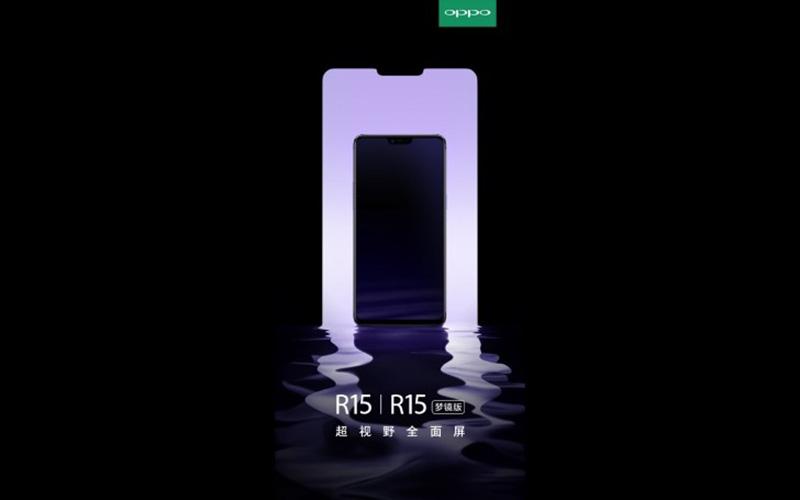Oppo R15 MediaTek Helio P60 OnePlus 6