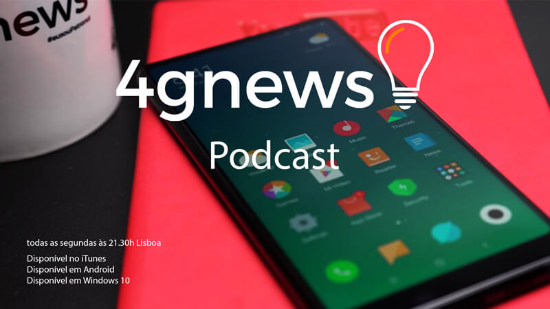 Podcast 192: Xiaomi em Portugal e a chegada do Chrome OS aos tablets