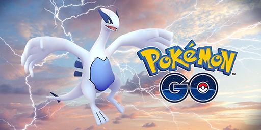 Pokémon GO Lugia Facebook Niantic